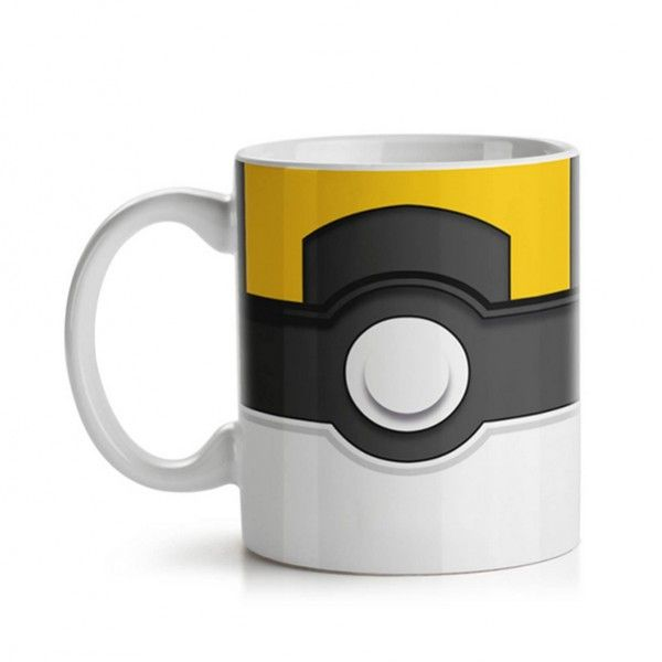 Caneca Pokemug Ultra Poketball