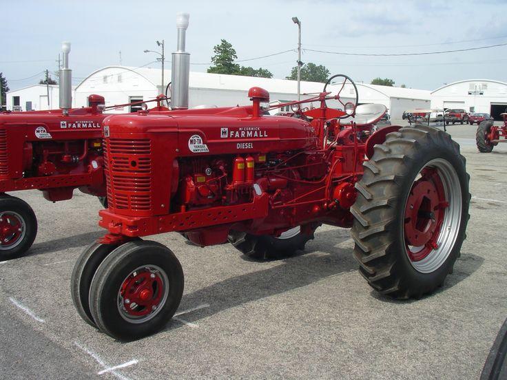 Farmall Super MD-TA