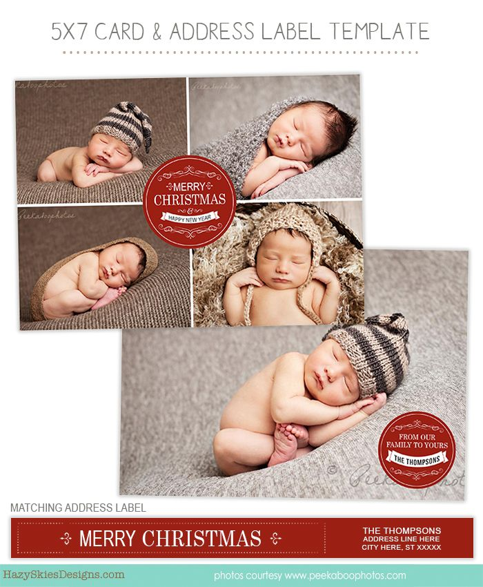 17 Best images about Holiday Templates for Photographers on ...