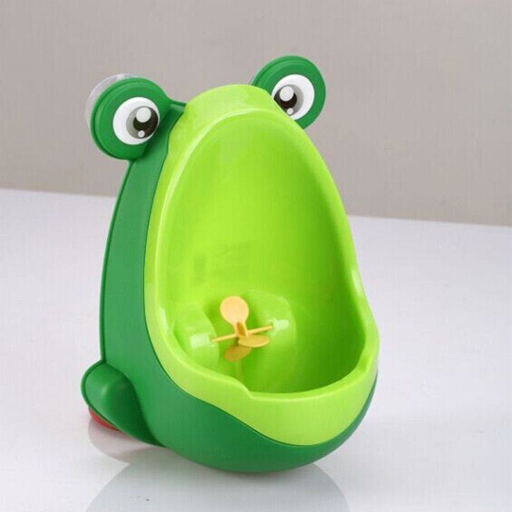 Frog Baby Potty Training Urinal - FREE SHIPPING