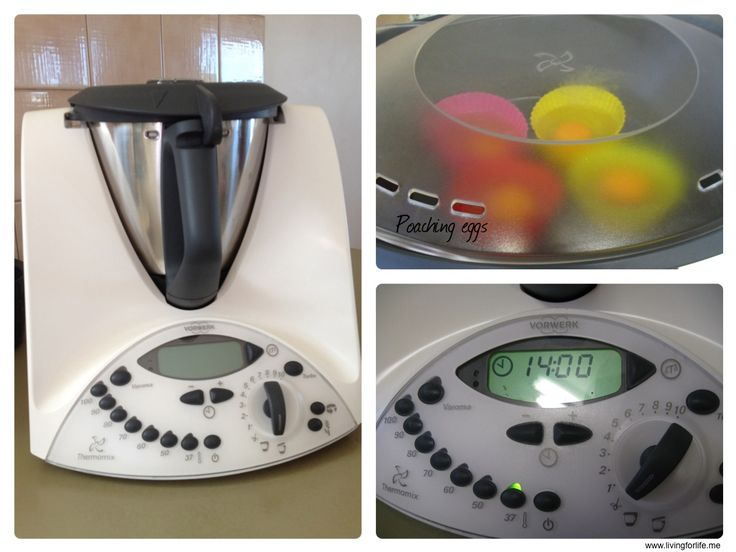 A primal / paleo day in our house with a Thermomix