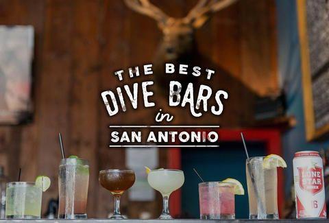 The Best Dive Bars in San Antonio - Thrillist
