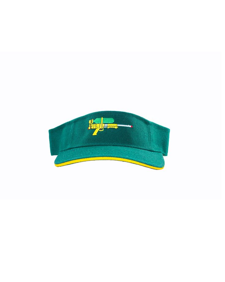 """Super Soaker"" Visor Hat"