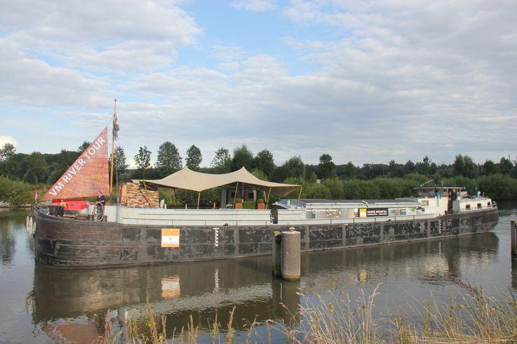 #VMrivertour in Oudenaarde