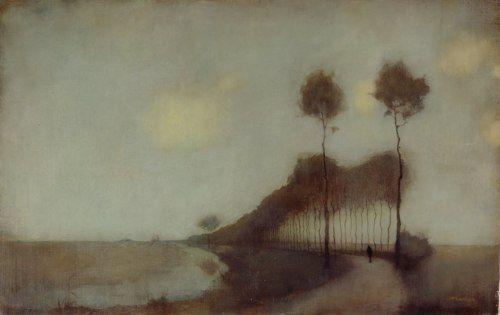 Jan Mankes (1889-1920) (via fabiche)