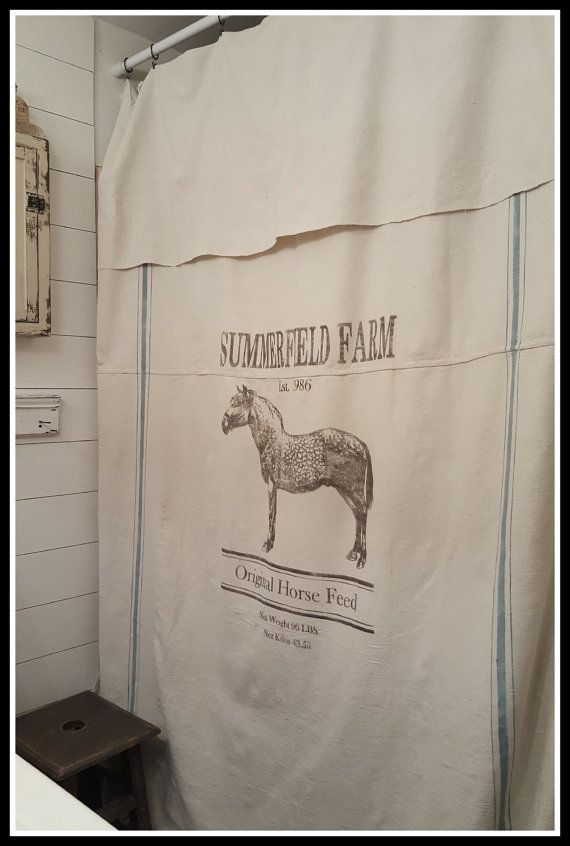 Horse Shower Curtains for Your Bathroom - COWGIRL magazine