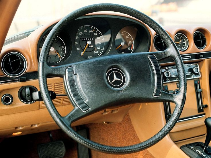 1971 Mercedes Benz 350SL