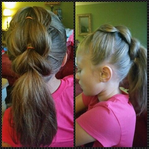 Easy Hairstyles For Girls 106 Best Oakley Hair Ideas Images On Pinterest  Girls Hairdos