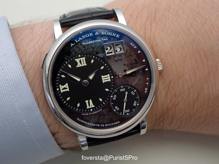 Grand Lange 1 Lumen- nice remake
