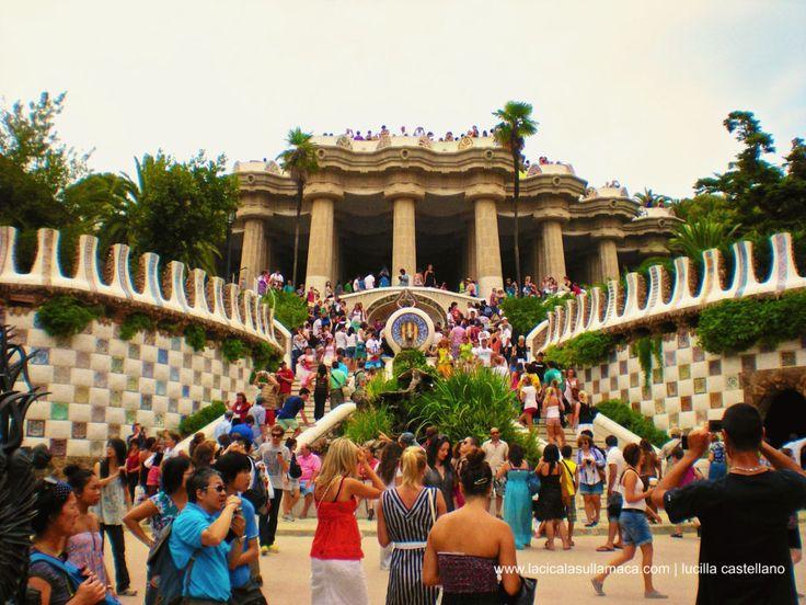 Parc Guell tra esoterismo e magia