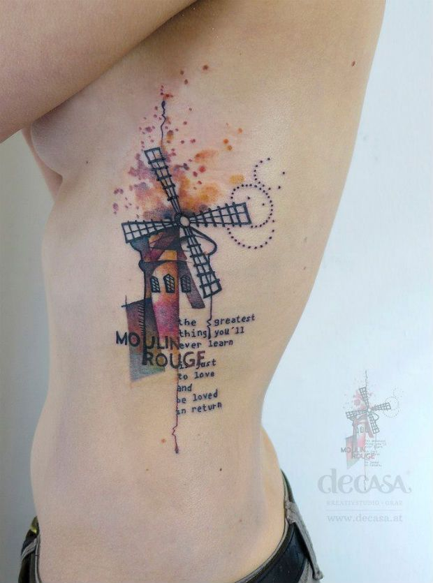 follow the colours tattoo friday carola deutsch Decasa Kreativstudio 02 Carola Deutsch: Tattoos aquareladas e inspiradas em sketches