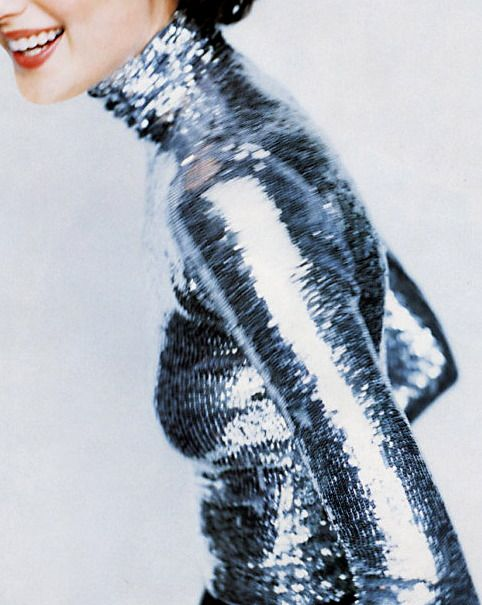 labsinthe: Ralph Lauren Collection Turtleneck shot by Mario...