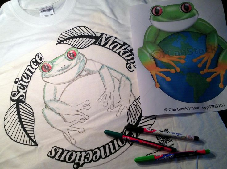Earth Day is April 22.  All you need is the shirt ($5 from ScienceWear.net), fabric markers, and clip art.  Students can share their Earth day slogans in a fun and creative way!  Free delivery with 25 or more shirts.  Available in Youth-Adult sizes!  http://sciencewear.net/ordering-info.html