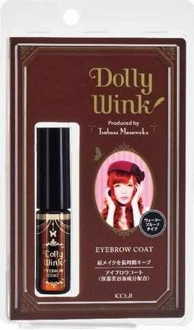Koji Dolly Wink Eye Blow Coat