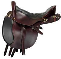 endurance riding saddle