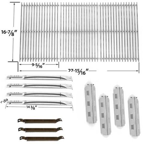 repair kit for charbroil bbq gas grill includes 4 - Char Broil Gas Grill Parts