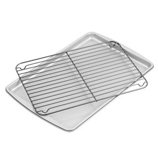WILTON CANDY COOLING GRID WITH COOKIE SHEET