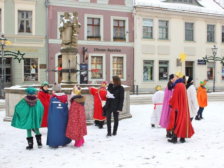 Three Kings' Day, Cottbus, January 6