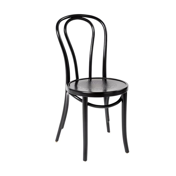 Bentwood Chair No18 Wenge - Made in Poland - Classic Michael Thonet Design - Available at JMH Furniture   Delivery Australia wide