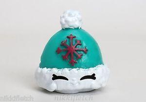 Shopkins Season 4 4 038 Teal Wooly HAT Rare Shopkin | eBay
