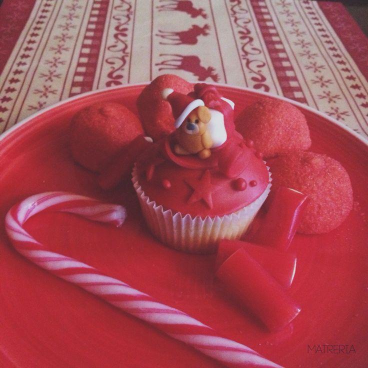 A little bear in Christmas mood!