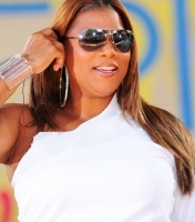 Queen Latifah.....she's just so cool had to invite her!
