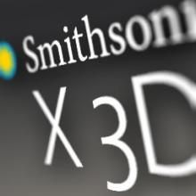 Smithsonian 3D Scans Bring Museum to Your Files and 3D Printer