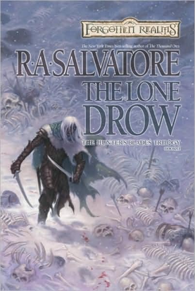 85 best books worth reading images on pinterest forgotten realms the lone drow hunters blades book 2 by r a salvatore fandeluxe Images