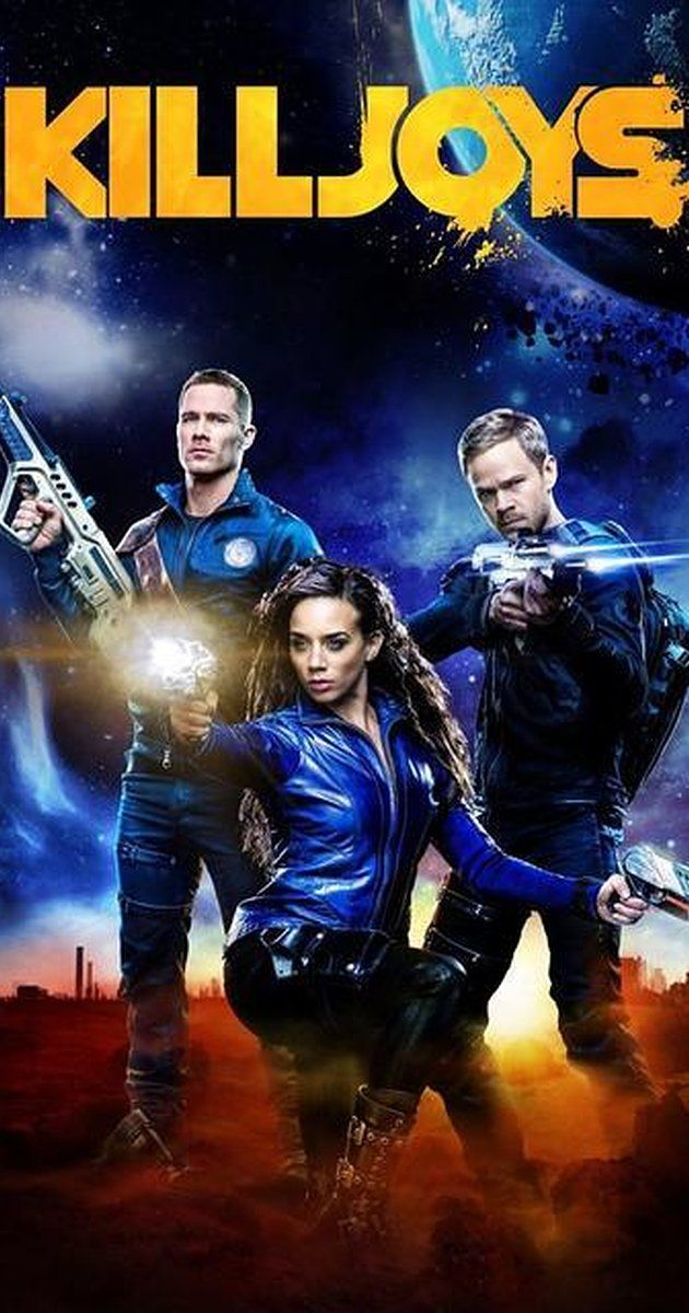 Created by Michelle Lovretta.  With Hannah John-Kamen, Aaron Ashmore, Luke Macfarlane, Tamsen McDonough. In the Quad, a planetary system on the brink of a bloody interplanetary class war, a fun loving trio of bounty hunters attempt to remain impartial as they chase deadly warrants.
