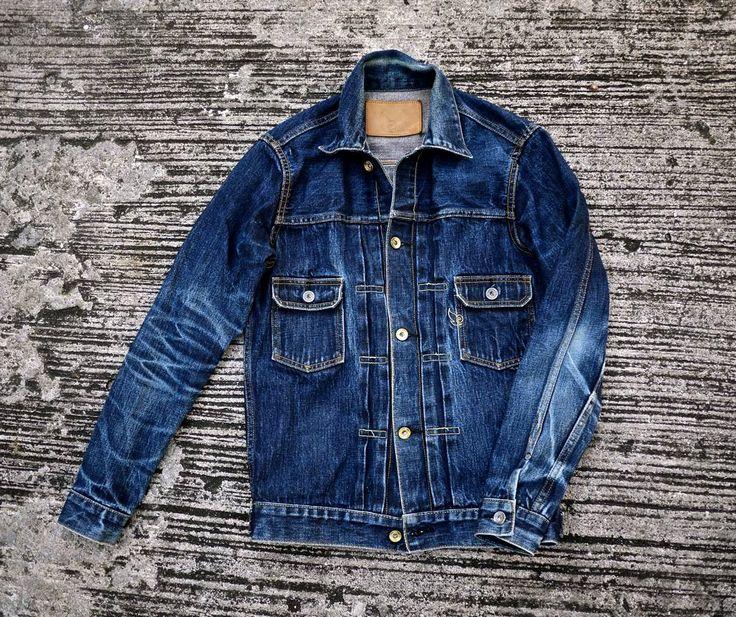 Indigoskin Denim Jacket Lot1 ★★★★★★★★★★★★★★★
