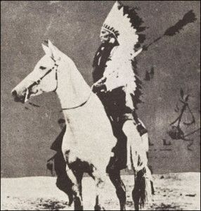 Comanche Chief Quanah Parker. 1900 | Indian Stories Archives - Native American Indian Stories
