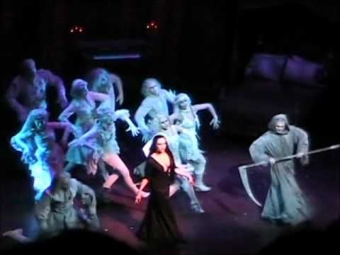 Addams Family: the musical - Just Around the Corner (Bebe Neuwirth and company)
