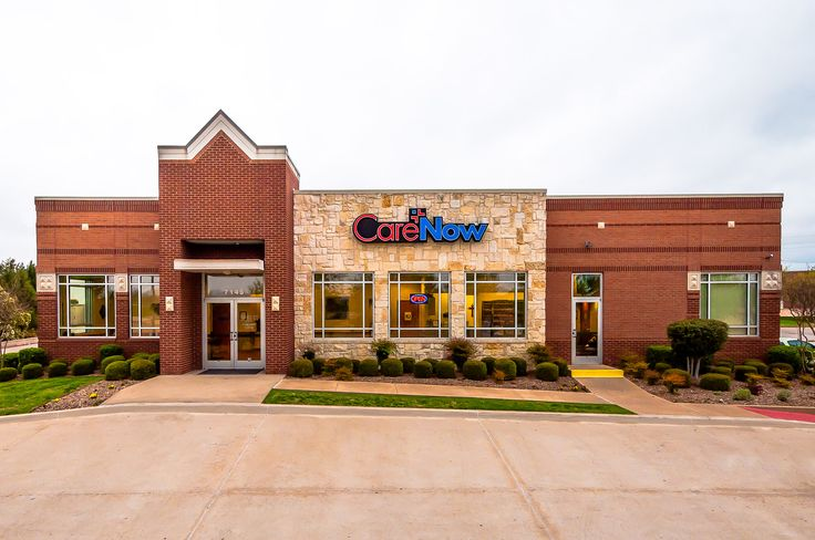 CareNow Garland located at 7145 N. Bush Turnpike