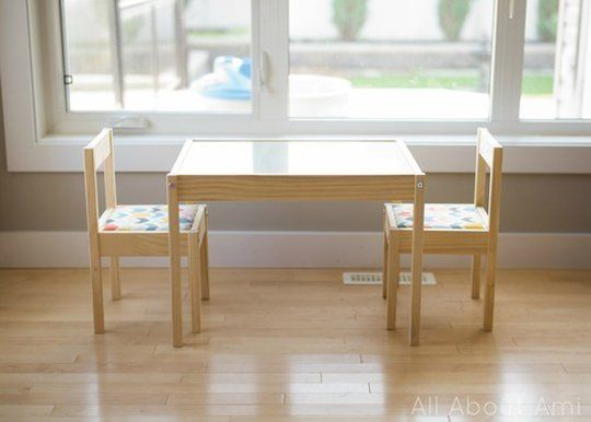 DIY Inspiration: 15 Makeovers of the LÄTT Table & Chairs Set