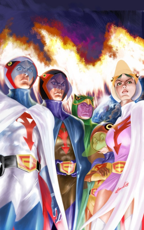 G Force Cartoon Characters : Best images about g force battle of the planets