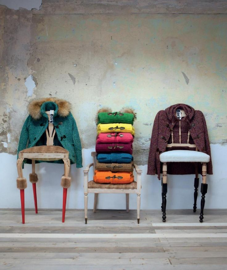 #Bark, marchio italiano nuovo nuovo. E la lana si fa giovane