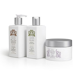 Louise Galvin Collection For Fine Hair:      Shampoo, Conditioner & Treatment Masque
