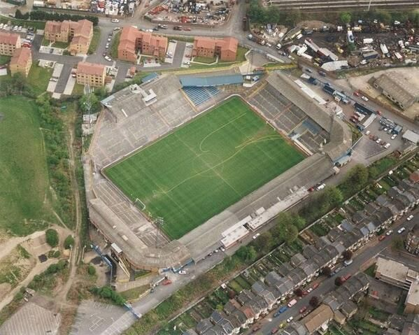The Den, Millwall @lost_stadiums