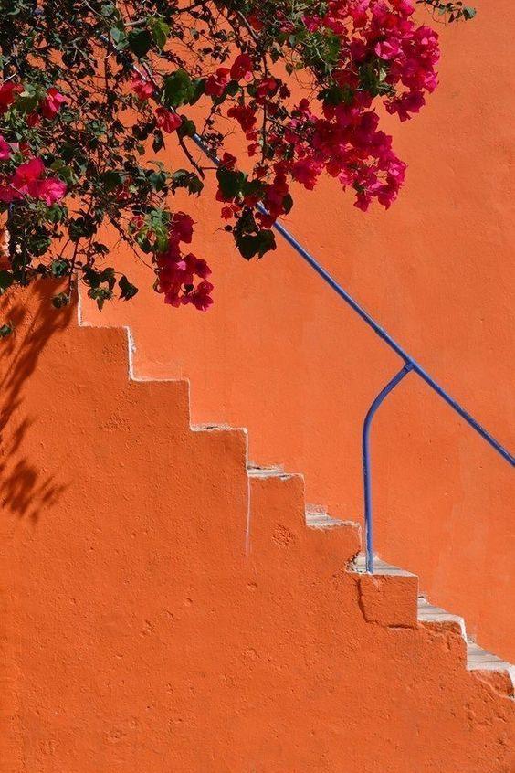 New #aesthetic #orange #wallpaper 17
