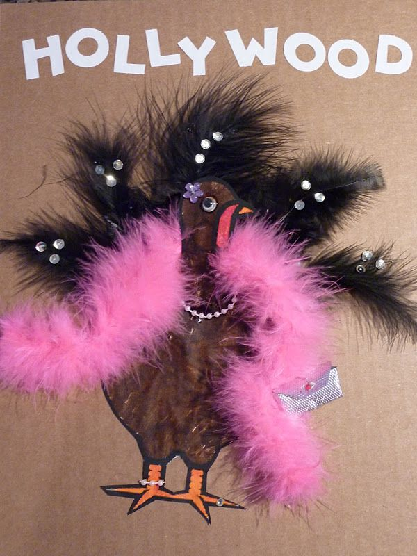 disguising turkey projects | our mission disguise tom turkey so he won t be eaten for thanksgiving