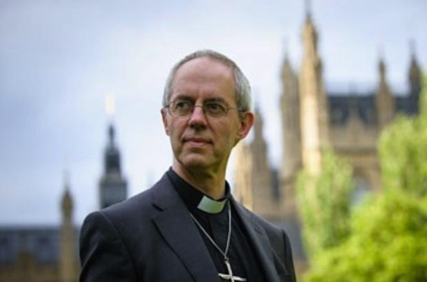 Archbishop Justin Welby weighs in on British same-sex marriage debate