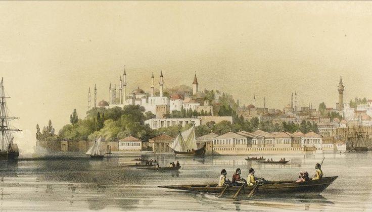 Ottoman Istanbul, 1847 by ugur274 on DeviantArt