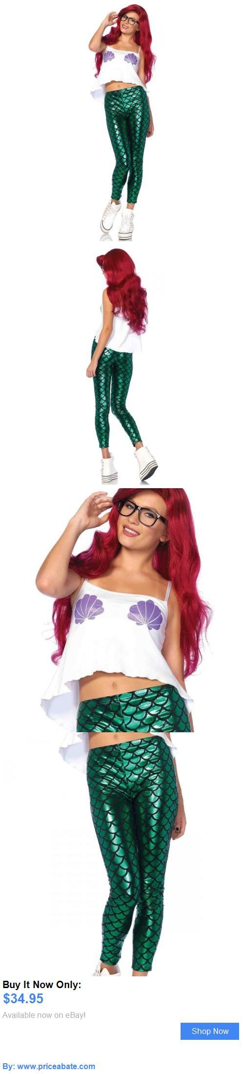 Women Costumes: Little Mermaid Costume Adult Hipster Halloween Fancy Dress BUY IT NOW ONLY: $34.95 #priceabateWomenCostumes OR #priceabate
