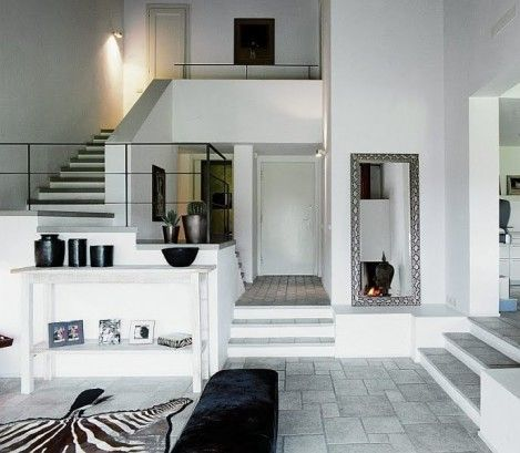 Art Moderne Italian Interior Design
