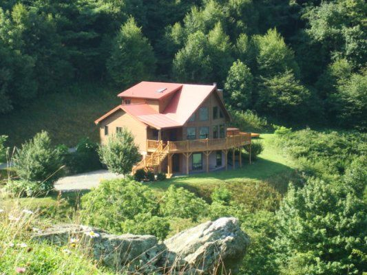 The great escape blue ridge mountain rentals boone and for Rental cabins in boone nc