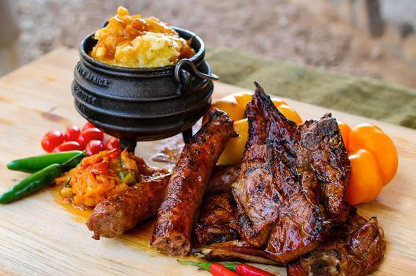 Goutez A Le Cuisine Sud Africaine Recettes De Cuisine Cuisine Africaine Recette Vegetarienne Facile