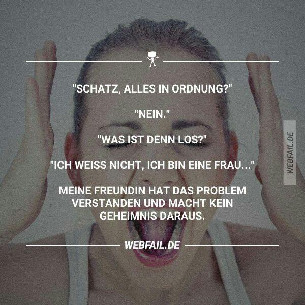 Frauen halt...