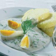 Fotografie receptu: Jemná koprová omáčka