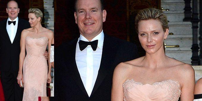 Alberto di Monaco e Charlène Wittstock:Li abbiamo visti sorridere alla sfilata di Louis Vuitton a Monaco ed ora la felice notizia, aspettano un bambino.