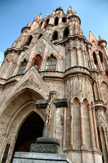 San Miguel de Allende . Mexico